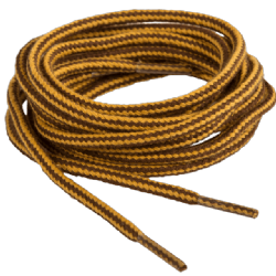 BRITISH QUALITY Kicker Style Shoe Laces 140cm thick cord laces